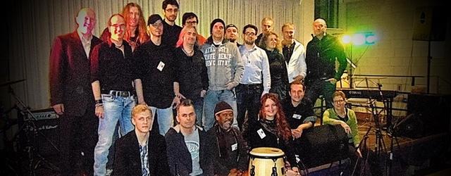 Tutoren-Team der Fun Music School St. Wendel