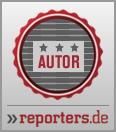 Autoren- und Journalisten-Siegel von reporters.de